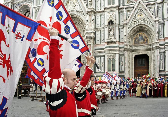 Wielkanoc we Florencji