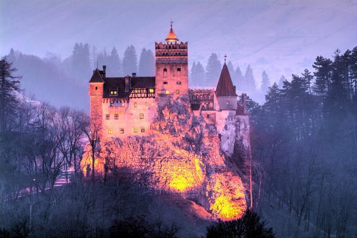 Zamek Drakuli w Branie