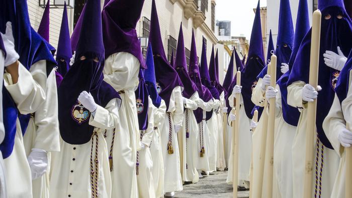 Semana Santa w Sewilli