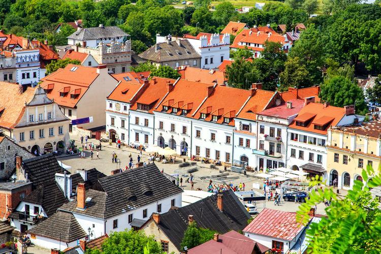 Polska na weekend majowy