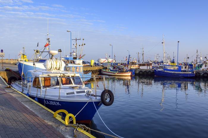 Port we Władysławowie