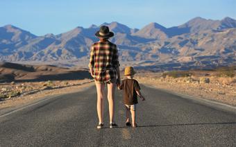 Dolina Śmierci to najgorętsze miejsce na świecie