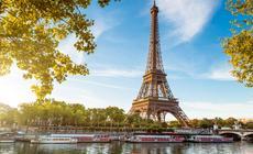Wieża Eiffla to symbol Paryża