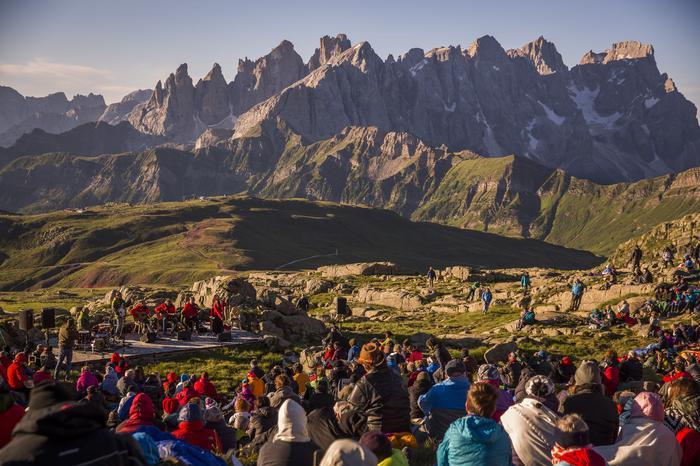 Dźwięki Dolomitów