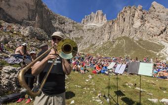 Festiwal Dźwięki Dolomitów