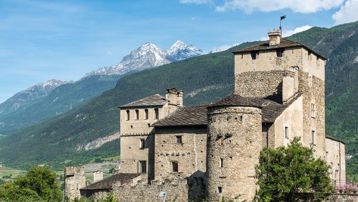 We Włoszech stoi wiele opuszczonych zamków