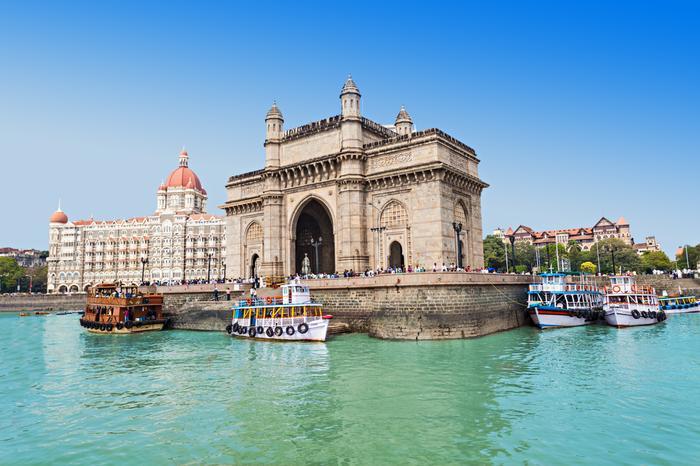 Brama Indii w Bombaju