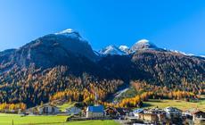 Bergun w Szwajcarii