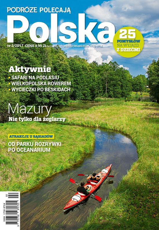 Podróże polecają: Polska