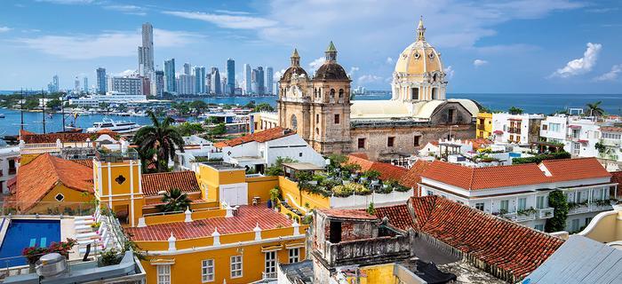 Cartagena była nazywana Złotymi Wrotami Ameryki