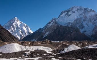 Szczyty K2 i Broad Peak