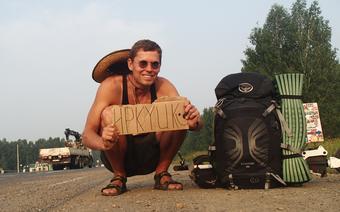 Tomasz Jakimiuk w podróży
