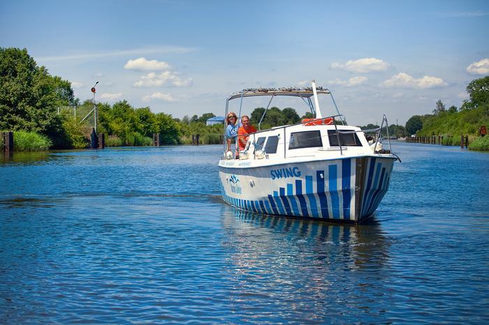 Rejs po Kanale Gliwickim
