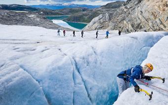 Turystyka lodowcowa