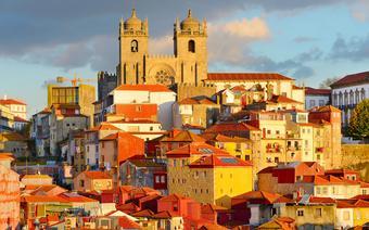 Starówka w Porto