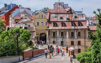 Spacer po Lublinie