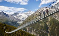 Most Europejski w Szwajcarii