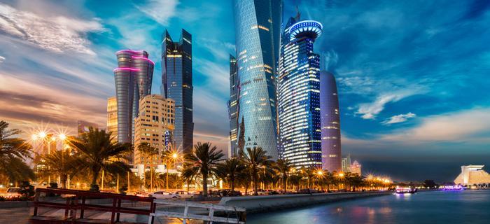 Doha – stolica Kataru