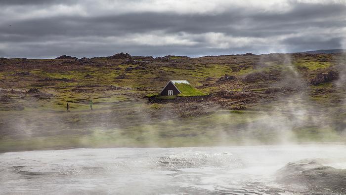 Na Islandii łatwo uciec od cywilizacji
