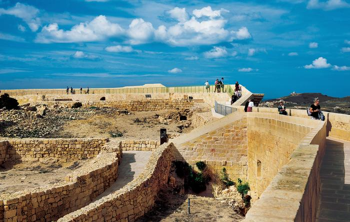 Gozo - cytadela