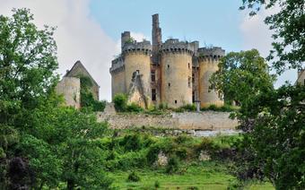 Zamek w Saint-Vincent-le-Paluel