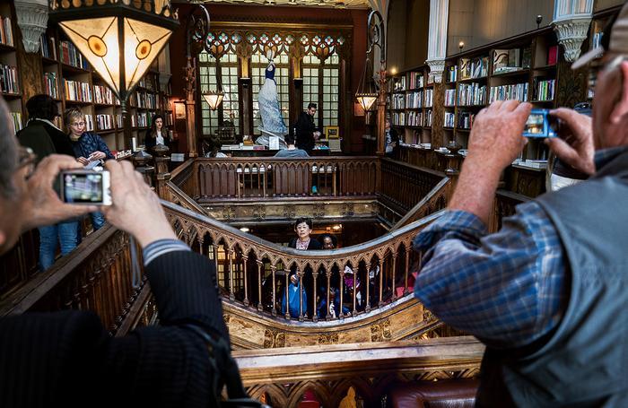 Najsłynniejsza księgarnia w Porto