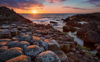 Grobla Olbrzymia w Irlandii Północnej