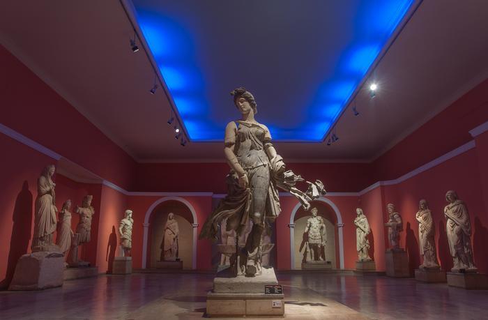 Muzeum Archeologiczne w Antalyi