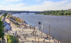 Bulwary wiślane w Warszawie