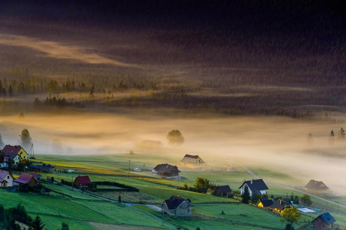 Panorama Koniakowa