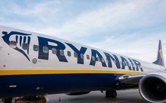 Samolot lini Ryanair