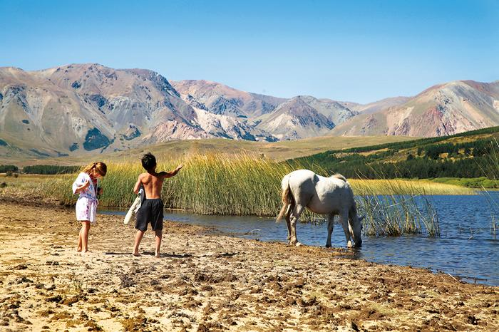 Koniec roku w Argentynie to czas upalnych wakacji