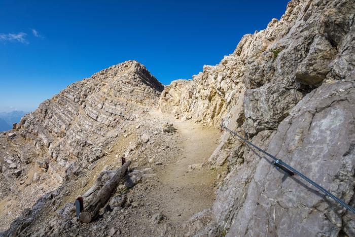 Tofana di Mezzo Dolomity
