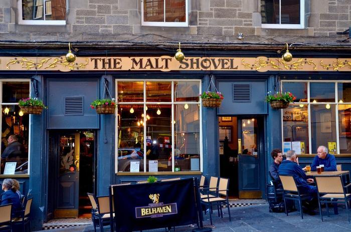 The Malt Shovel