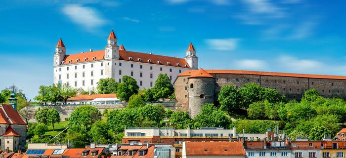 Bratysławski Zamek