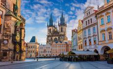 Praga atrakcje: stare miasto