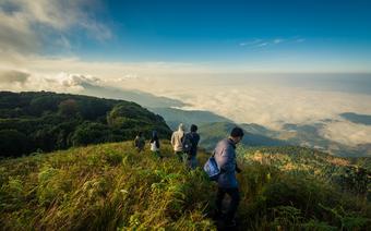 Trekking w Chiang Mai