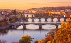 Jesień w Pradze