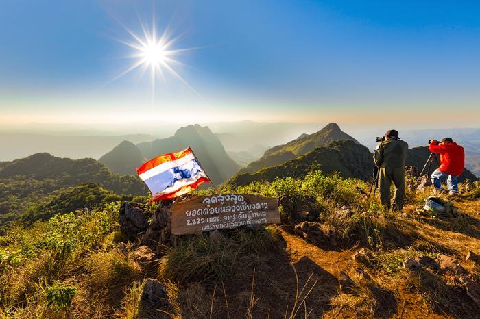 Trekking Chiang Mai: Doi Luang Chiang Dao