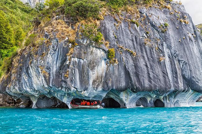 Marmurowe Jaskinie