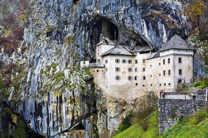 Zamek w Predjamie