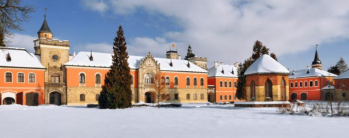 Pałac Syvhrov