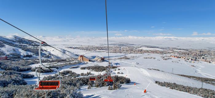 Erzurum oferuje najlepsze warunki narciarskie w Turcji