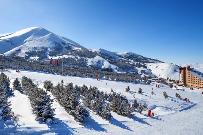 Trasy narciarskie w Erzurum
