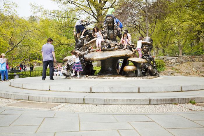 Central Park z dziećmi