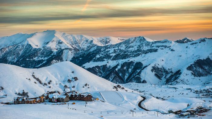 Gudauri – ośrodek narciarski w Gruzji