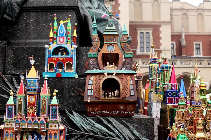 Krakowskie szopki