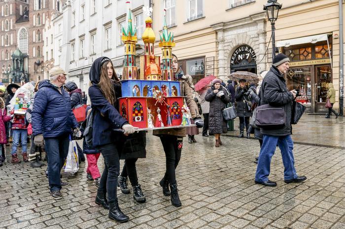 Krakowska szopki