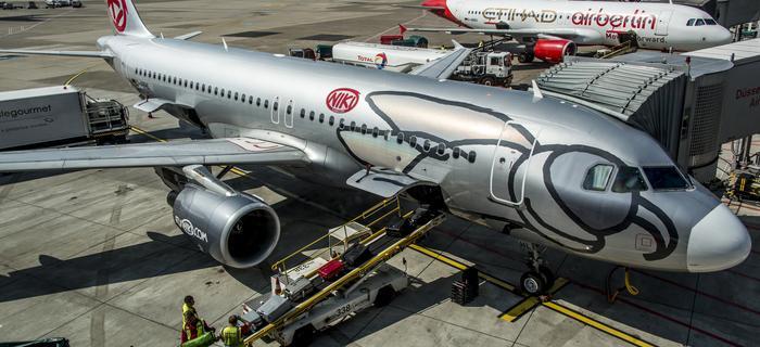 Samolot linii Niki