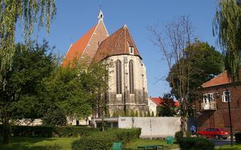 Wiślica, jedno z nowych miast w Polsce